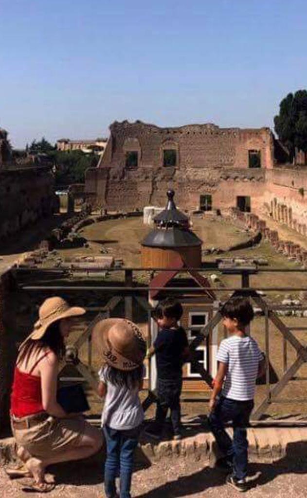 Visitare roma e il lazio con la famiglia