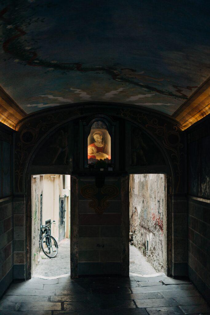 I luoghi misteriosi di Roma