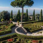 I giardini delle Ville Pontificie