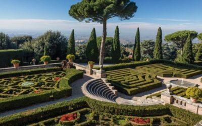 Ville Pontificie di Castel Gandolfo e i loro giardini: un luogo magico a due passi da Roma