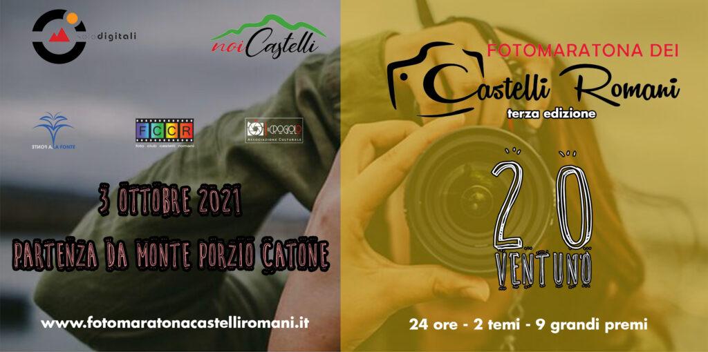Foto maratona Castelli Romani